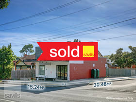 Development / Land commercial property sold at 502 Station Street Box Hill VIC 3128