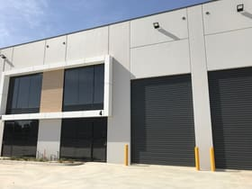 Industrial / Warehouse commercial property leased at 4 Mediterranean Circuit Keysborough VIC 3173