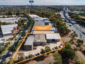 Industrial / Warehouse commercial property sold at 1-3 Geddes Street Mulgrave VIC 3170