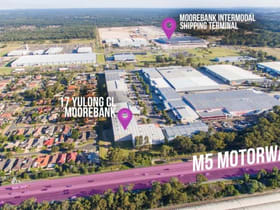 Factory, Warehouse & Industrial commercial property for sale at Moorebank NSW 2170