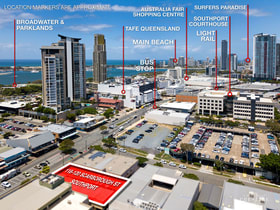 Retail commercial property for sale at 118 & 120 Scarborough Street Southport QLD 4215