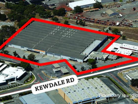 Industrial / Warehouse commercial property for sale at 123 - 135 Kewdale Road Kewdale WA 6105