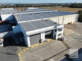 Factory, Warehouse & Industrial commercial property sold at 21 Lear Jet Drive Caboolture QLD 4510