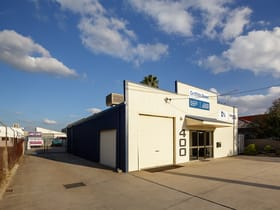 Factory, Warehouse & Industrial commercial property for lease at 400 Griffith Rd Lavington NSW 2641