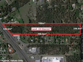 Development / Land commercial property for sale at .3670 Mount Lindesay Hwy Park Ridge QLD 4125