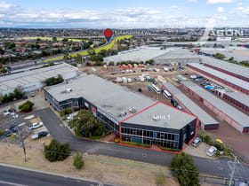 Industrial / Warehouse commercial property sold at 1/34 Carrick Drive Tullamarine VIC 3043
