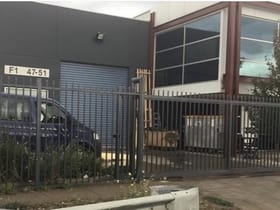 Industrial / Warehouse commercial property sold at 47-51 Rebecca drive Ravenhall VIC 3023