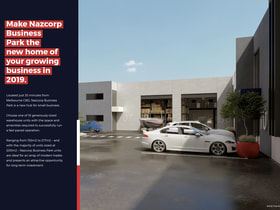 Factory, Warehouse & Industrial commercial property for sale at 13-19 Tariff Court Werribee VIC 3030