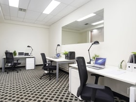 Offices commercial property sold at Suite 219/1 Queens Road Melbourne 3004 VIC 3004