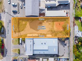 Development / Land commercial property for sale at 82 Albert Street Osborne Park WA 6017