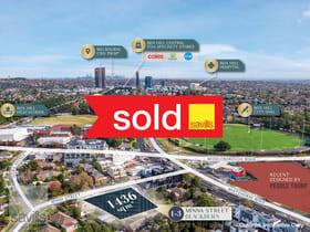 Development / Land commercial property sold at 1-3 Minna Street Blackburn VIC 3130