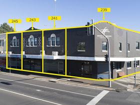 Development / Land commercial property for lease at 239-245 Koornang Road Carnegie VIC 3163