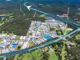 Industrial / Warehouse commercial property for sale at 76 Mandalong Road Morisset NSW 2264