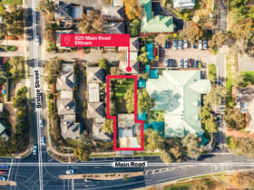 Development / Land commercial property for lease at 820 Main Road Eltham VIC 3095