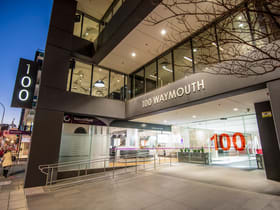Offices commercial property sold at 100 Waymouth Street Adelaide SA 5000