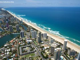 Development / Land commercial property for sale at 139 - 141 Ferny Avenue Surfers Paradise QLD 4217