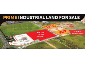 Development / Land commercial property for sale at Lot 991 Diesel Drive, Industroplex Paget QLD 4740