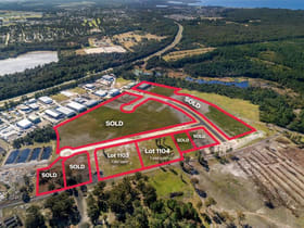Development / Land commercial property for sale at Lot  1101-1106/Various Lots Camfield Drive Heatherbrae NSW 2324