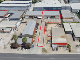 Industrial / Warehouse commercial property sold at 46-48 Townsville Street Fyshwick ACT 2609