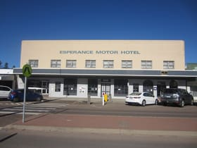 Hotel / Leisure commercial property for sale at 14 Andrew Street & 94F Dempster Street Esperance WA 6450
