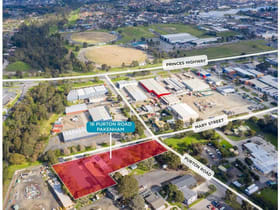 Industrial / Warehouse commercial property sold at 16 Purton Road Pakenham VIC 3810