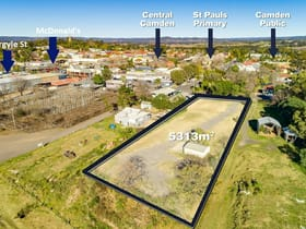 Development / Land commercial property for sale at 26 Edward Street Camden NSW 2570