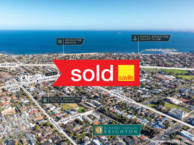 Development / Land commercial property sold at 3 Bleazby Avenue Brighton VIC 3186