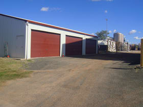 Factory, Warehouse & Industrial commercial property for sale at 61-63 Spencer Street Roma QLD 4455