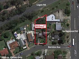 Development / Land commercial property for sale at .3 Bernice Ave Underwood QLD 4119