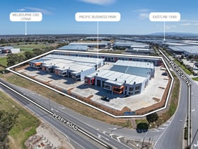 Showrooms / Bulky Goods commercial property for lease at 1-49/84-100 Pacific Drive Keysborough VIC 3173