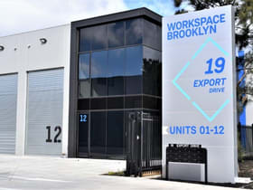 Offices commercial property for sale at 1/17-21 Export Drive Brooklyn VIC 3012