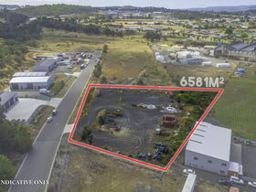 Development / Land commercial property for sale at 16-24 Charbooday Drive Youngtown TAS 7249