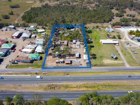 Factory, Warehouse & Industrial commercial property sold at 97 Old Toorbul Point Road Caboolture QLD 4510