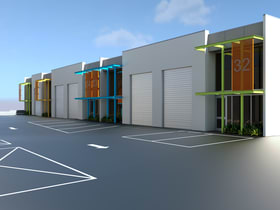 Factory, Warehouse & Industrial commercial property sold at 5/33 Milgate Drive Mornington VIC 3931