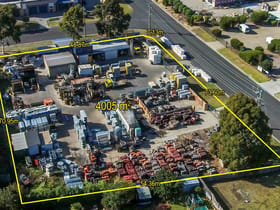 Factory, Warehouse & Industrial commercial property sold at 3/28 Carbine Way Mornington VIC 3931