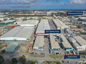 Industrial / Warehouse commercial property for sale at 8/11 Kalmia Road Bibra Lake WA 6163