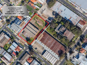 Factory, Warehouse & Industrial commercial property for sale at 1-5 French Street Coburg VIC 3058