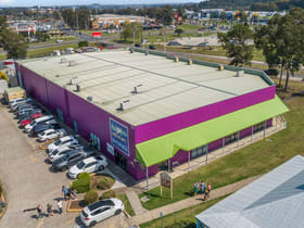 Industrial / Warehouse commercial property for sale at 1/185-187 Airds Road Leumeah NSW 2560