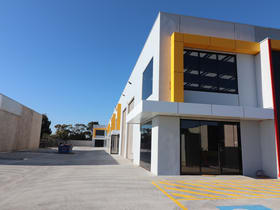 Factory, Warehouse & Industrial commercial property sold at 1/20 Carbine Way Mornington VIC 3931