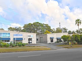 Factory, Warehouse & Industrial commercial property for sale at 18 - 20 Rene Street Noosaville QLD 4566