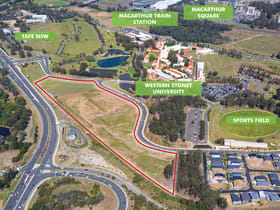 Development / Land commercial property for sale at Stage 6 'Macarthur Heights'/1 University Drive Campbelltown NSW 2560
