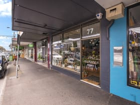 Retail commercial property for sale at 77 High Street Northcote VIC 3070