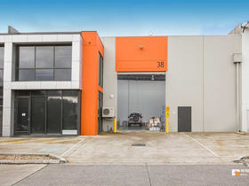 Factory, Warehouse & Industrial commercial property for sale at 38 Prime Street Thomastown VIC 3074