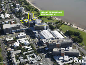 Development / Land commercial property for sale at 191-193 The Esplanade Cairns City QLD 4870