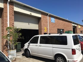 Factory, Warehouse & Industrial commercial property for sale at 3/64 Oak Road Kirrawee NSW 2232