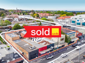 Development / Land commercial property sold at 398-410 Burke Road Camberwell VIC 3124