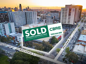 Offices commercial property sold at 163-175 Bouverie Street & 147-155 Pelham Street Carlton VIC 3053
