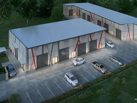 Industrial / Warehouse commercial property for sale at 1-12/3 Kelly Court Landsborough QLD 4550