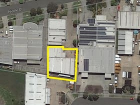 Factory, Warehouse & Industrial commercial property sold at 2/3 Nicole Close Bayswater VIC 3153