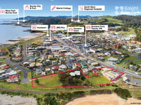 Development / Land commercial property for sale at 86 Bass Highway Cooee TAS 7320
